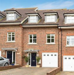 Thumbnail 4 bedroom town house for sale in Amy Gardens, Deanfield Close, Hamble, Southampton