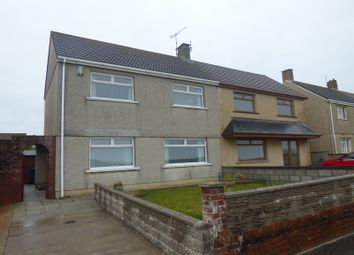 Thumbnail 3 bed property for sale in Scarlet Avenue, Sandfields, Port Talbot.
