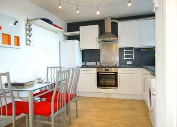 Thumbnail 3 bed flat to rent in Westbridge Road, London