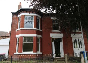 Thumbnail 4 bed semi-detached house to rent in Acresfield Road, Salford, Lancashire