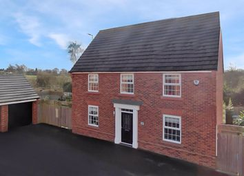 Thumbnail 4 bed detached house for sale in Buttonbush Drive, Stapeley, Cheshire