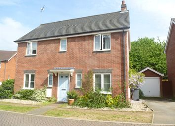 Thumbnail 4 bed detached house for sale in Hercules Road, Rendlesham, Woodbridge