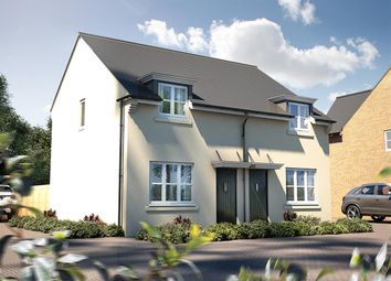 Thumbnail 2 bed semi-detached house for sale in Wall Park Road, Brixham