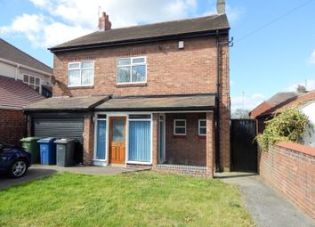 Thumbnail 4 bed detached house to rent in West Avenue, South Shields