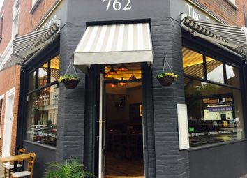 Thumbnail Restaurant/cafe for sale in Fulham, London