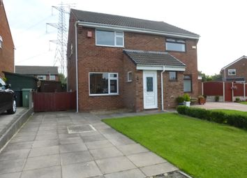 Thumbnail 2 bed semi-detached house to rent in Graylag Close, Beechwood, Runcorn