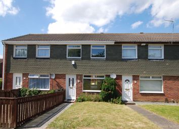 Thumbnail 3 bed terraced house for sale in Linacre Close, Newcastle Upon Tyne