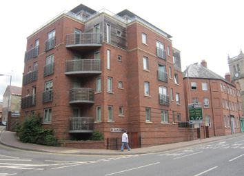 Thumbnail 2 bed flat to rent in Moreton Place, Worcester