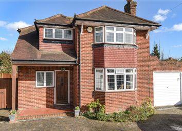Thumbnail 3 bed detached house for sale in Lammas Road, Burnham, Slough