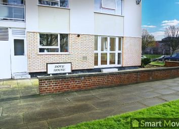 Thumbnail 3 bedroom flat for sale in Dove House, Peterborough, Cambridgeshire.