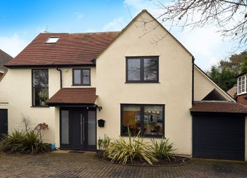 Thumbnail 5 bed detached house for sale in The Rutts, Bushey Heath