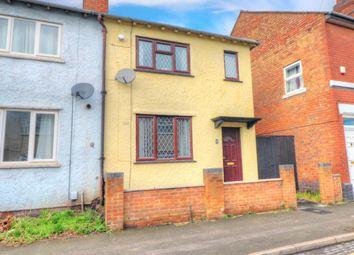 2 bed end terrace house for sale in Pybus Street, Derby DE22