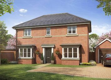 Thumbnail 3 bed detached house for sale in Uppingham Road, Oakham