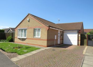 Thumbnail 2 bed detached bungalow for sale in Buckingham Close, Fishtoft, Boston
