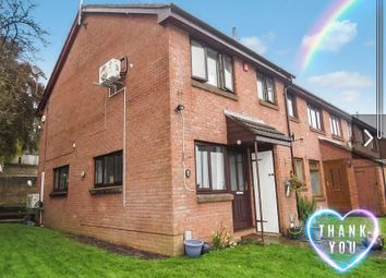 Thumbnail 1 bed terraced house for sale in Ideal First Time / Investment Buy, Forest View, Fairwater, Cardiff