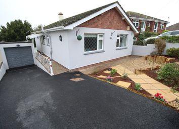 Thumbnail 2 bed detached bungalow for sale in Little Park Road, Paignton