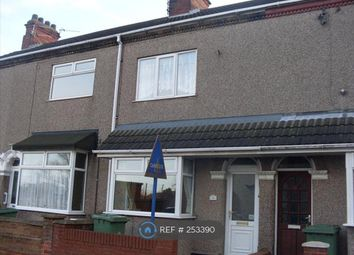 Thumbnail 2 bed terraced house to rent in Bennett Road, Cleethorpes