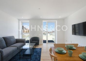 Thumbnail 1 bedroom flat to rent in Aerial House, London Dock
