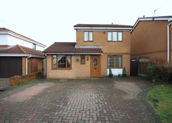 Thumbnail 4 bed detached house for sale in Redfern Way, Norden, Rochdale