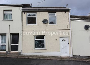 Thumbnail 2 bed terraced house for sale in Queen Victoria Street, Tredegar, Blaenau Gwent.