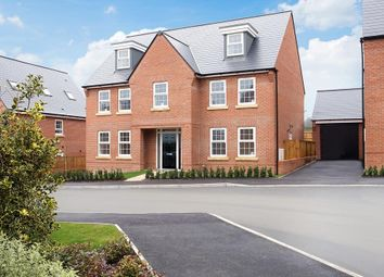 "Thumbnail 5 bedroom detached house for sale in ""Lichfield"" at Southern Cross, Wixams, Bedford"