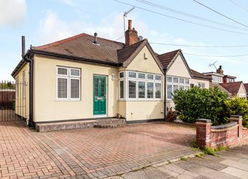 Thumbnail 3 bed bungalow for sale in David Drive, Romford, London