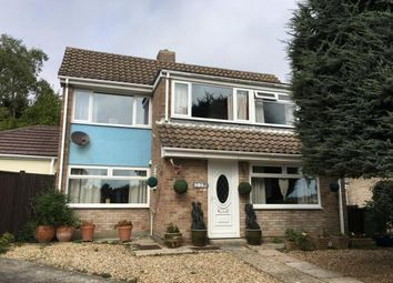 Thumbnail 3 bed bungalow for sale in Portwey Close, Weymouth