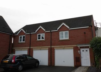 Thumbnail 2 bed flat to rent in Trinity Court, Kingswood, Bristol