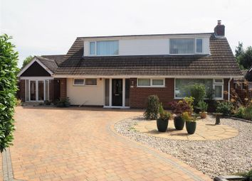 Thumbnail 3 bed detached house for sale in St. Peters Close, Farndon, Newark