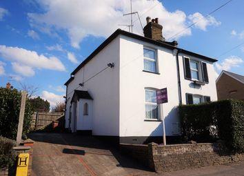 Thumbnail 2 bedroom semi-detached house for sale in Van Diemans Road, Chelmsford