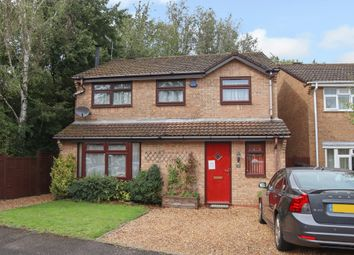 Berrywood Gardens, Hedge End, Southampton SO30. 4 bed detached house