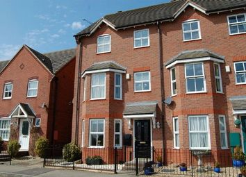 Thumbnail 3 bed town house for sale in Rowallen Way, Timken, Daventry