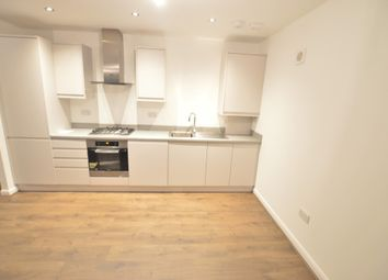 Thumbnail 1 bed flat to rent in Clare Road, Stanwell, Staines