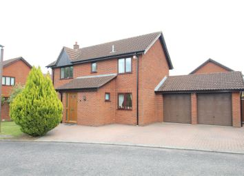 Thumbnail 4 bed detached house for sale in Milesmere, Two Mile Ash, Milton Keynes