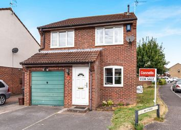 Thumbnail 3 bed detached house for sale in Redlake Drive, Taunton
