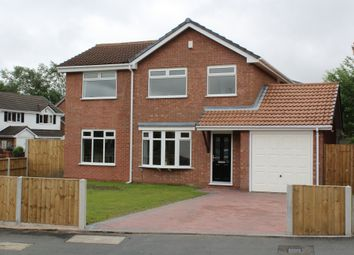 Thumbnail 4 bedroom detached house for sale in Farmer Way, Tipton