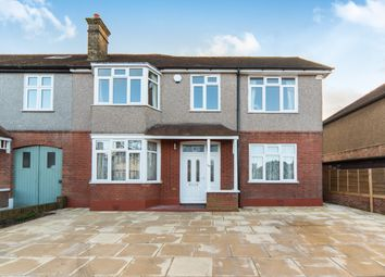 Thumbnail 4 bedroom end terrace house for sale in Clarence Avenue, New Malden