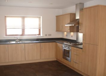 Thumbnail 3 bed terraced house to rent in Northnbrook Crescent, Basingstoke
