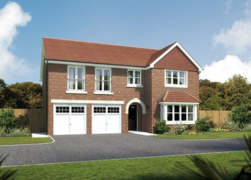 "Thumbnail 5 bed detached house for sale in ""Melton"" at Bye Pass Road, Davenham, Northwich"