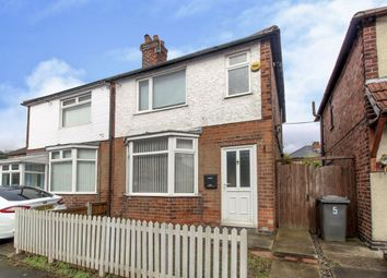 Thumbnail 2 bed semi-detached house to rent in Hawthorne Avenue, Stapleford, Nottingham