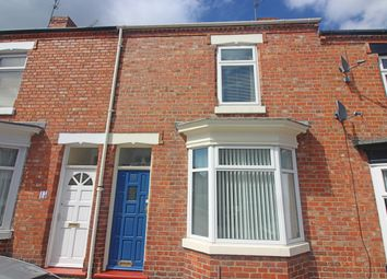 Thumbnail 2 bed terraced house for sale in Mowden Terrace, Darlington