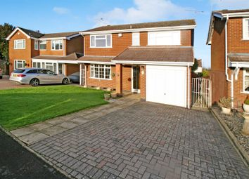 Thumbnail 3 bed detached house for sale in Middelburg Close, Nuneaton