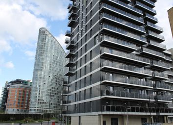 Thumbnail 2 bed flat to rent in Province Square, Streamlight Tower, Canary Wharf
