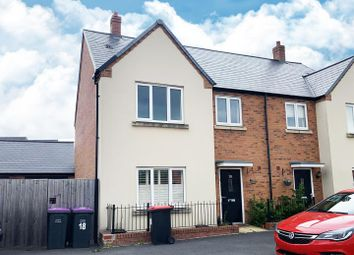 Thumbnail 4 bed property to rent in Candlin Way, Lawley Village, Telford