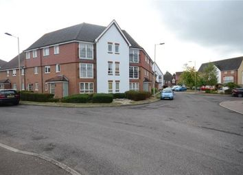 Thumbnail 2 bed flat for sale in Hartigan Place, Woodley, Reading