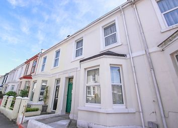 2 bed terraced house for sale in Palmerston Street, Stoke, Plymouth PL1