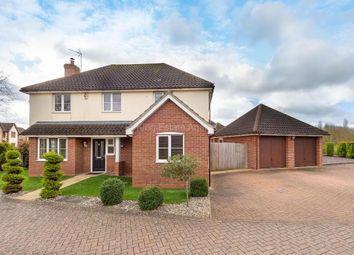 4 bed detached house for sale in Hengistbury Lane, Tattenhoe, Milton Keynes, Buckinghamshire MK4