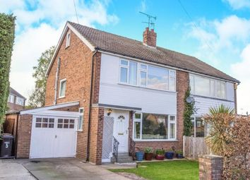 Thumbnail 3 bed semi-detached house for sale in Aspin Drive, Knaresborough, North Yorkshire, .