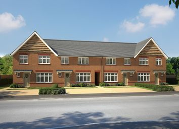 """Thumbnail 3 bedroom terraced house for sale in """"Warwick 3"""" at Chester Lane, Saighton, Chester"""