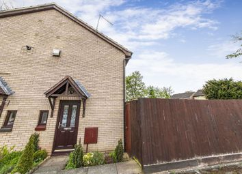 Thumbnail 1 bedroom end terrace house for sale in Sidmouth Close, Middlesbrough